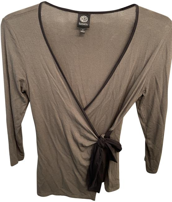 Item - Olive Green Blouse Size 6 (S)