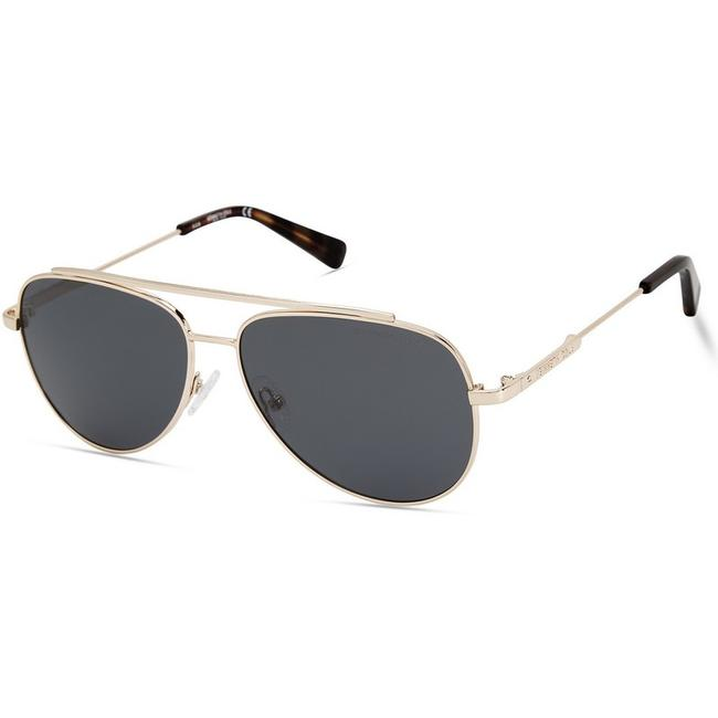 Item - Kc-7233-32h-57 Size 57mm 140mm 14mm Gold Sunglasses