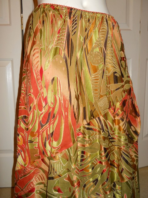unknown Skirt print Image 8