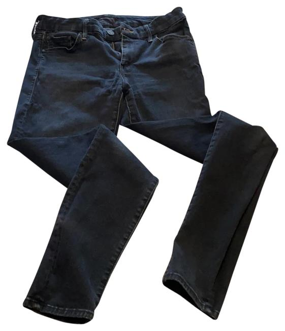Item - Blue Dark Rinse The Looker Skinny Jeans Size 29 (6, M)