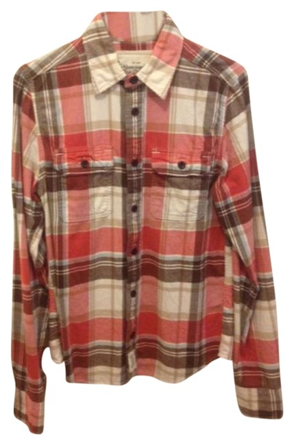 Preload https://img-static.tradesy.com/item/291024/abercrombie-and-fitch-red-plaid-button-down-top-size-10-m-0-0-650-650.jpg