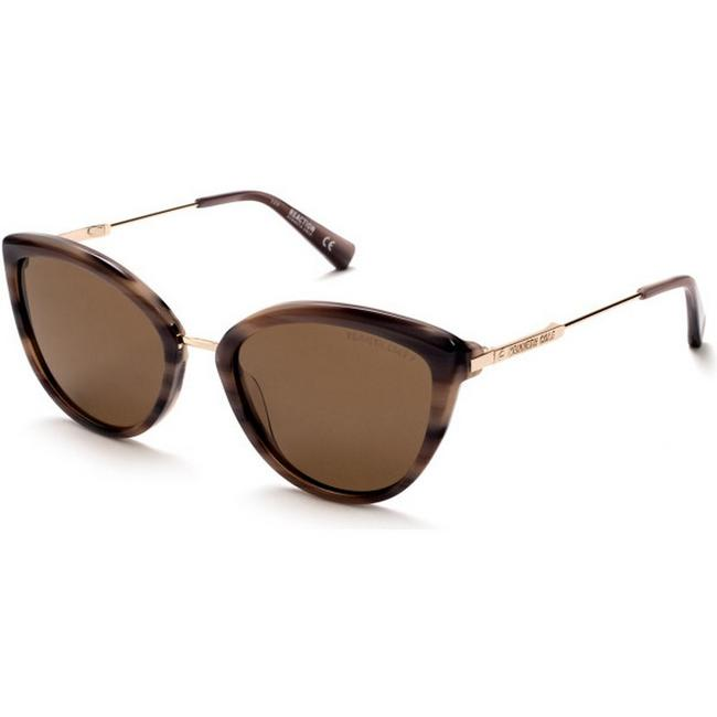 Item - Kc-7236-72h-53 Size 53mm 140mm 18mm Brown Sunglasses