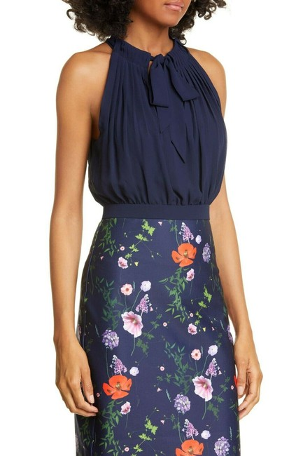 Ted Baker Shimma Bodycon In Hedgerow Print Mid-length Work/Office Dress Size 14 (L) Ted Baker Shimma Bodycon In Hedgerow Print Mid-length Work/Office Dress Size 14 (L) Image 2