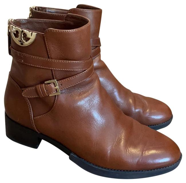 Item - Brown Sidney Boots/Booties Size US 8 Regular (M, B)