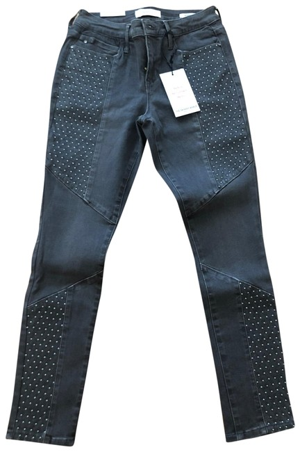 Item - Gray The Ankle Skinny Jeans Size 2 (XS, 26)