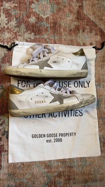 Item - White Sneakers Size EU 38 (Approx. US 8) Regular (M, B)