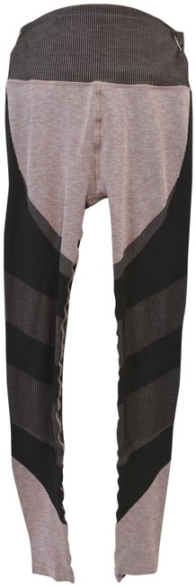 Item - Pink & Gray Stripe Small Activewear Bottoms Size 4 (S, 27)