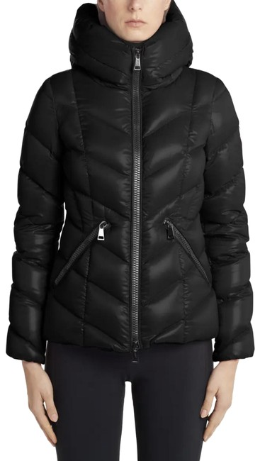 Item - Black Fulig Quilted Down Puffer Jacket Coat Size 00 (XXS)