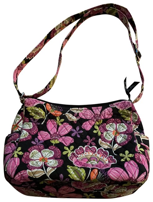 Item - On The Go and Wallet Pirouette Pink Cotton Shoulder Bag