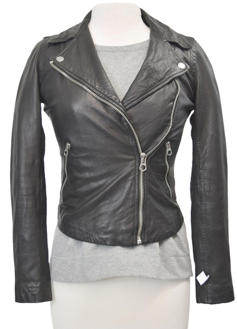 Item - Black Xxs Jacket Size 00 (XXS)