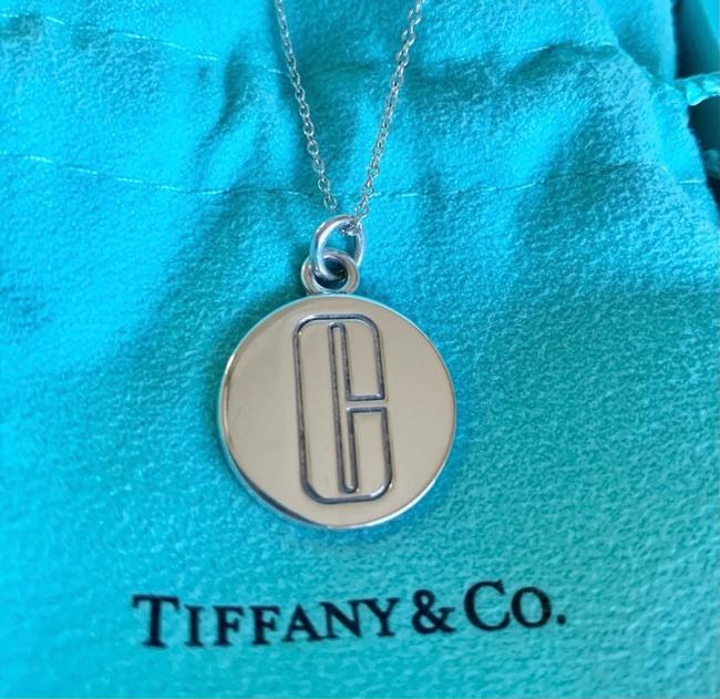 Item - Sterling Silver Initial Necklace