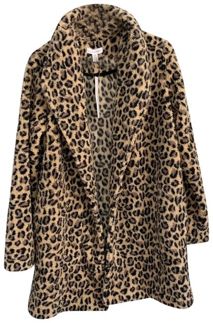 Item - Cheetah Coat Size 4 (S)
