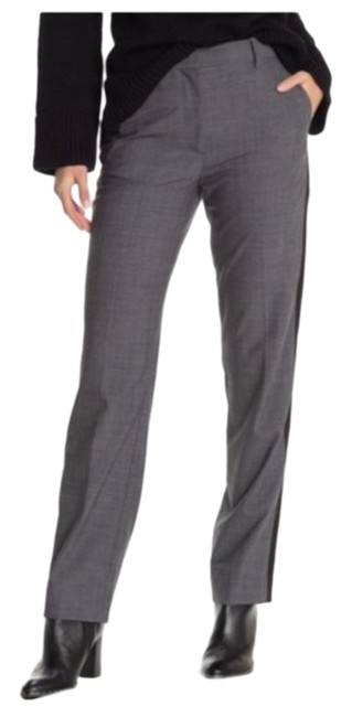 Item - Gray Black Ridley Stretch Wool Pants Size 4 (S, 27)