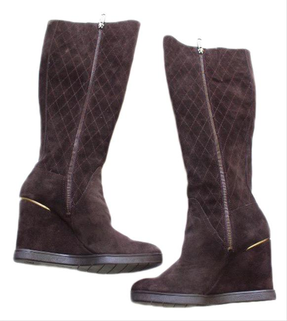 Item - Brown Cadi Boots/Booties Size US 7.5 Regular (M, B)