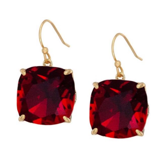 Item - Crystal Stone Set Earrings