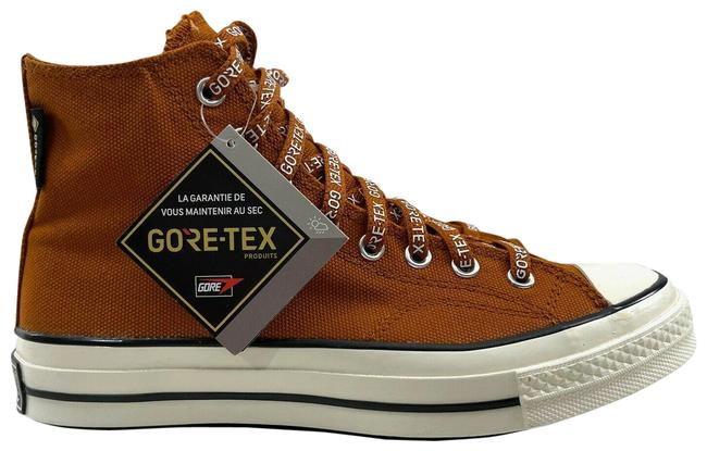 Item - Amber Sepia Chuck 70 High Gore-tex Utility Canvas Sneakers Size US 9.5 Regular (M, B)