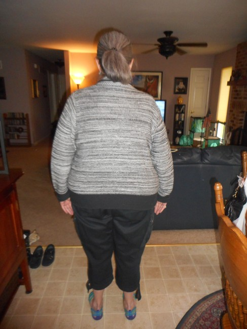 Coldwater Creek Edgy Sweater