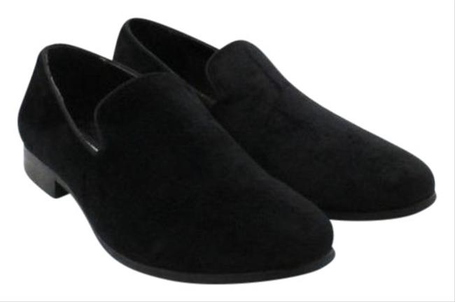 Item - Black Men's Trace Velvet Loafers Boots/Booties Size US 7 Regular (M, B)
