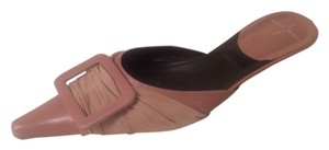 Dusica . Dusica Dusty Rose Mules