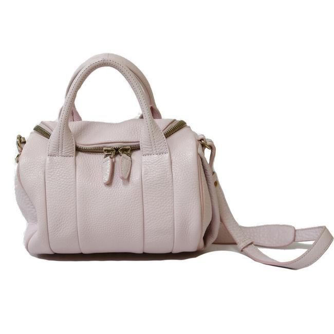 Item - Handbag Ladies Pink Leather Shoulder Bag