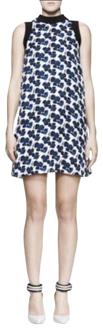 Item - Pink Dries Floral Short Casual Dress Size 8 (M)