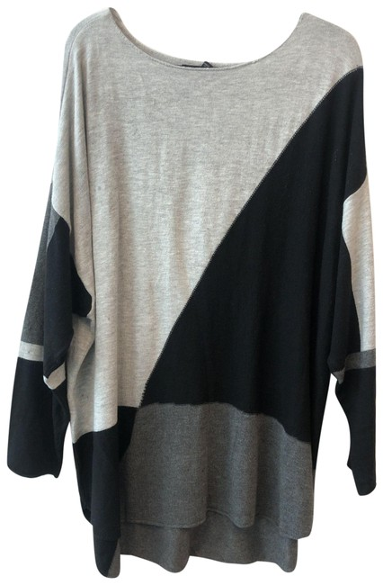 Item - Black and Gray Sweater