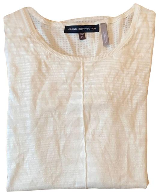 Item - White A Pea In The Pod Maternity Top Size 8 (M)
