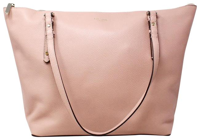 Item - Rose Leather Tote