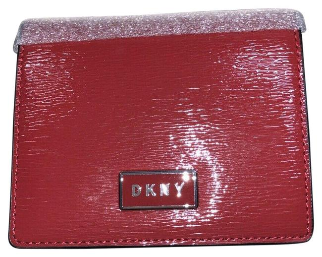 Item - Red Leather Wallet