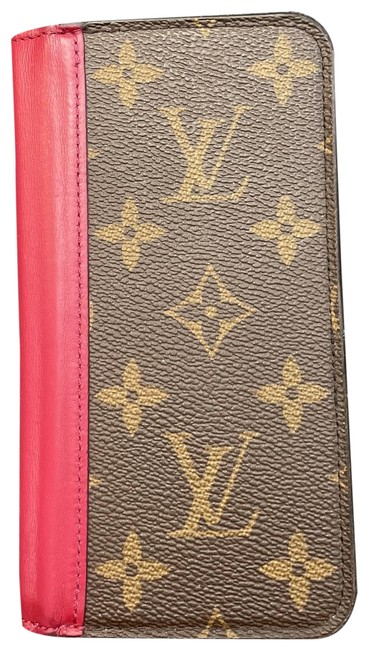 Item - Monogram XS Iphone X/Xs 10/10s Folio Case Wallet
