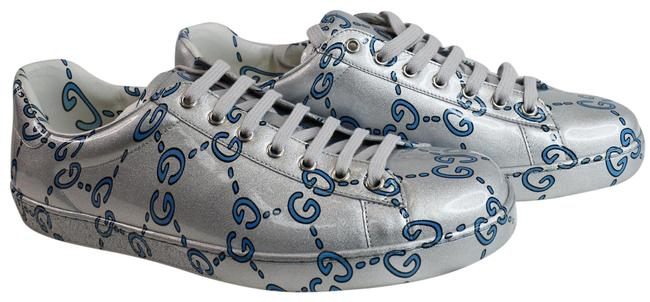 Item - Silver Miro Rubber Wax Mens New Ace Ghost Sneakers Formal Shoes Size US 10 Regular (M, B)