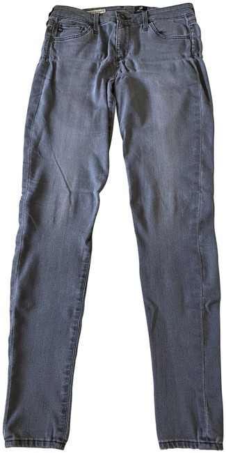 Item - Grey Absolute Legging Extreme Skinny Jeans Size 28 (4, S)