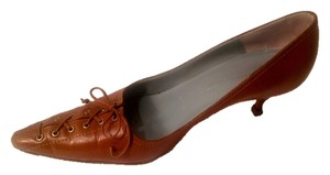 Sigerson Morrison Tan Pumps