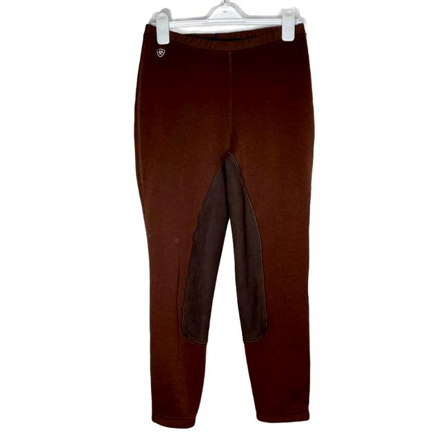 Item - Brown Fleece Lined Full Seat Riding Tights Leggings Size 16 (XL, Plus 0x)