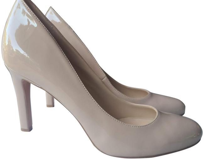 Item - Taupe Gramercy Nude Patent Leather Dress Pumps Size US 8 Regular (M, B)