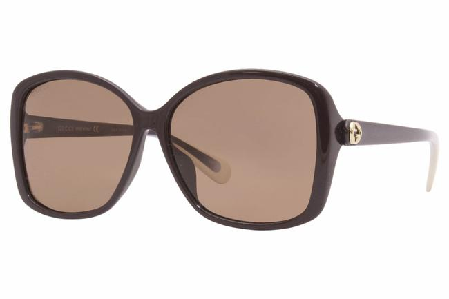 Item - Brown Gg0950sa 004 Women's Brown/Brown Lenses Sunglasses