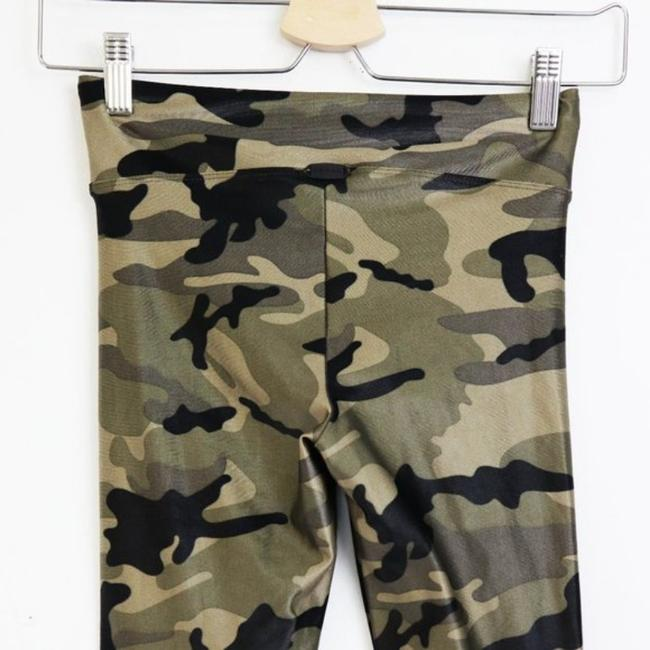 Koral Green Brown Lustrous Activewear Bottoms Size 0 (XS, 25) Koral Green Brown Lustrous Activewear Bottoms Size 0 (XS, 25) Image 7