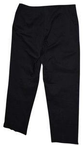Ann Taylor Pants Capris Black Sateen