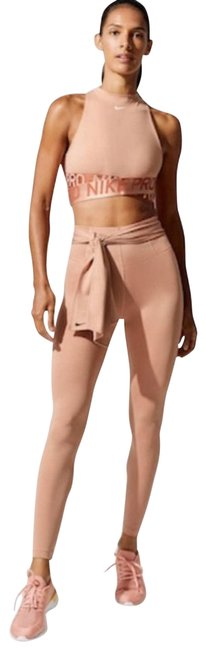 Item - Pink Studio Wrap Power Tight In Activewear Bottoms Size 4 (S, 27)
