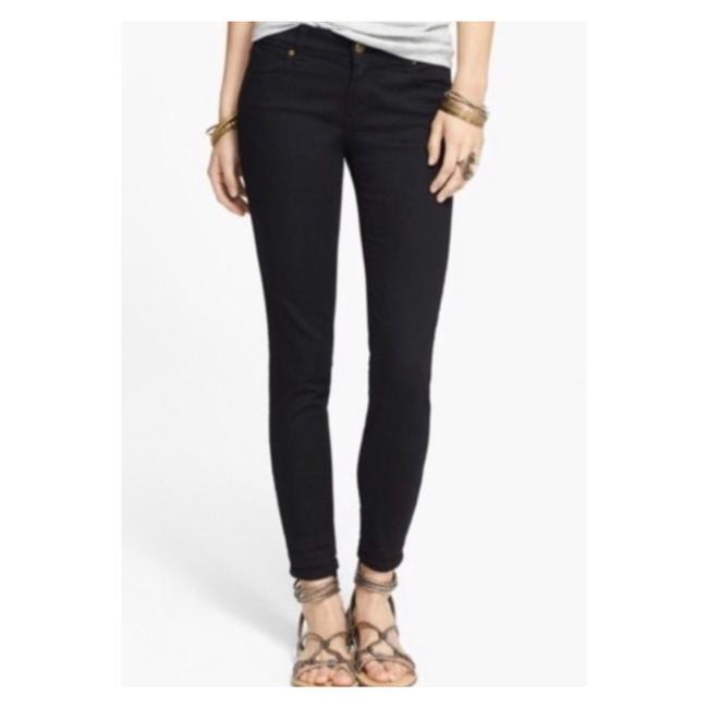 Item - Black Dark Rinse High-rise Skinny Jeans Size 6 (S, 28)
