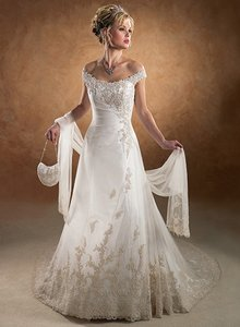 S350 Eleganza Wedding Dress