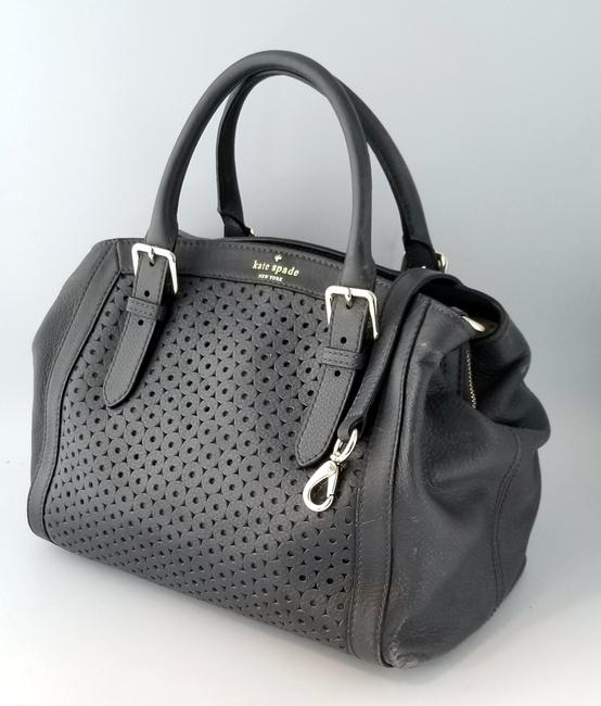 Item - Mercer Isle Sloan Pxru4041 Grey Leather Satchel