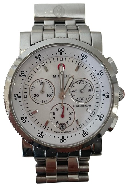 Item - Silver Sport Collection Sport Sail Mw01c00d9001 Watch