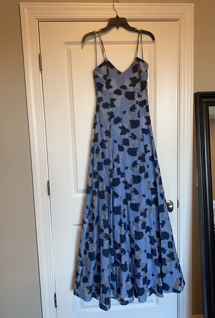 Item - Blue Gown Style Eg1821 Formal Dress Size 4 (S)