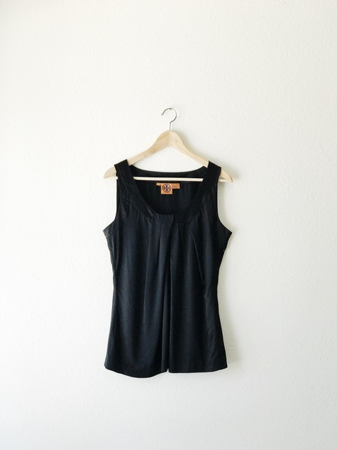 Item - Black Silk Tank Blouse Size 12 (L)