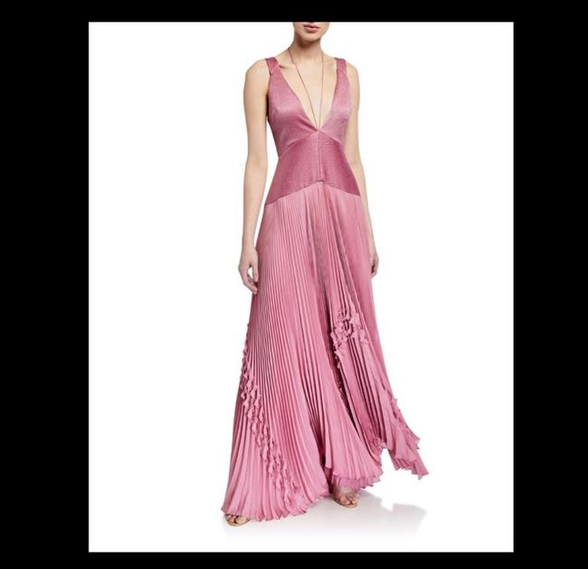 Item - Bellona Gown In Violet Long Formal Dress Size 0 (XS)