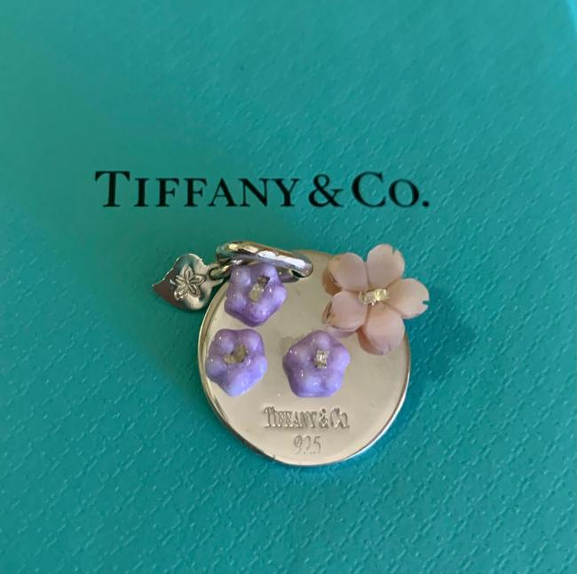 Item - Custom Designed Sterling Silver Tag with Berry Marlow Design Charm