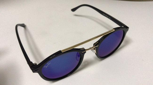 Item - Blue Rb4266 Sunglasses