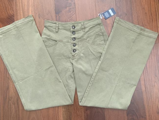 Item - Green Light Wash California Cargo Jeans Size 25 (2, XS)