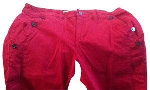 Daughters of the Liberation Comfy Button Pocket Detail Pants